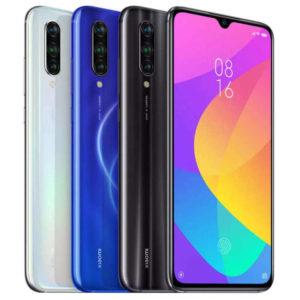 XIAOMI Mi CC9 – 6.39 Zoll LTE FHD+ Phablet mit Android 9.0, Snapdragon 710 Octa Core 2.2Ghz, 6-8GB RAM, 64-256B Speicher, Triple 48MP+8MP+2MP & 32MP Kameras, 4.030mAh Akku