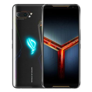 ASUS ROG Phone 2 – 6.59 Zoll LTE FHD+ Gaming Phablet mit Android 9.0, Snapdragon 855 Plus Octa Core 2.96GHz, 8-12GB RAM, 128-512GB Speicher, Dual 48MP+13MP & 24MP Kameras, 6.000mAh Akku