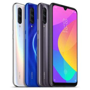 XIAOMI Mi CC9E – 6.09 Zoll LTE HD+ Phablet mit Android 9.0, Snapdragon 665 Octa Core 2.0Ghz, 4-6GB RAM, 64-128B Speicher, Triple 48MP+8MP+2MP & 32MP Kameras, 4.030mAh Akku