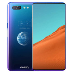 ZTE Nubia X 5G – 6.26 + 5.1 Zoll 5G FHD+ Dual Display Phablet mit Android 9.0, Snapdragon 855 Octa Core 2.84GHz, 6-8GB RAM, 64-256GB Speicher, Dual 16MP+24MP Kameras, 3.800mAh Akku