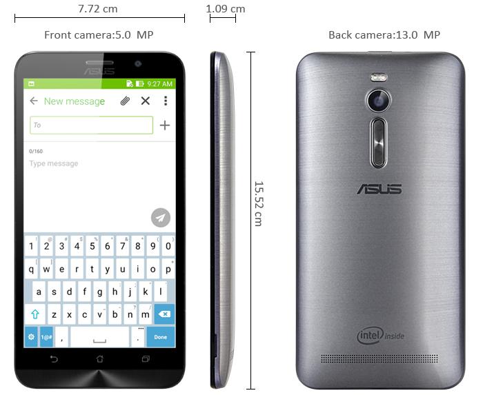 ASUS ZenFone 2, Test , Testbericht, Antutu, Handy ohne Vertrag, Angebot, bester Preis, zollfrei , PayPal, Intel CPU Benchmark