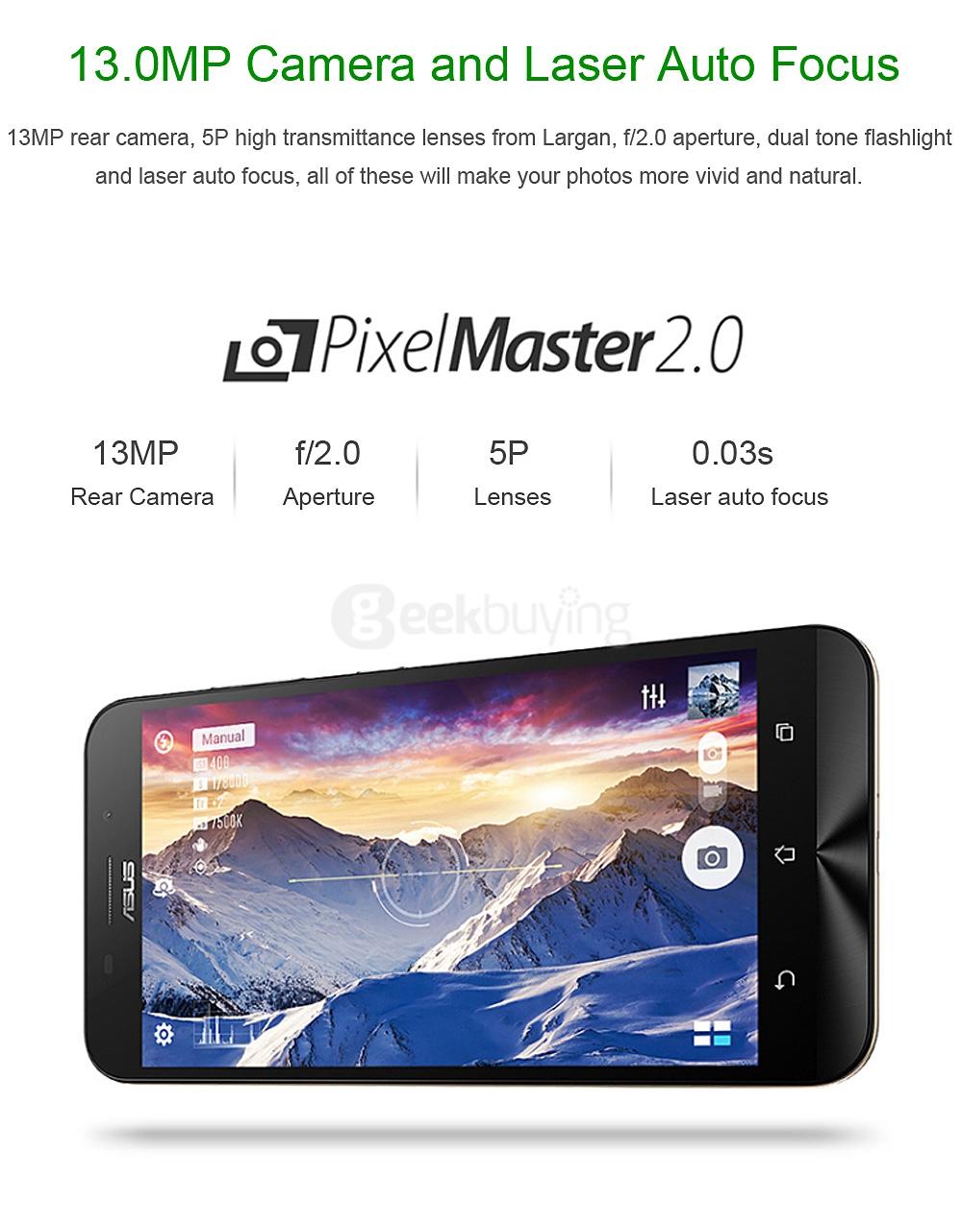 ASUS Zenfone Max , Kamera Sony, Laser Autofocus, Test Antutu, DHL Extress China Deutschland Tage