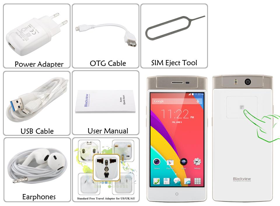 Blackview Acme, Antutu Benchmark, Angebot, bester Preis Smartphone, Chinahandy, Phablet China, Aktion Angebot