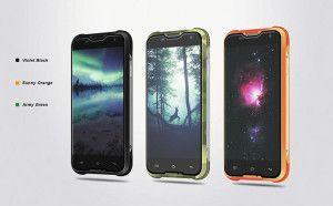 BLACKVIEW BV5000 – das China-Smartphone für Outdoor, Sport und Arbeit