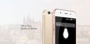 Blackview Ultra Plus – günstiges 5,5 Zoll HD Smartphone mit MediaTek MT6735, 16GB Speicher, 13MP+5MP Kameras und großem 3.180mAh Akku