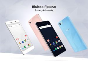 Bluboo Picasso – 5.0 Zoll HD Smartphone mit MTK6580 CPU, 2GB RAM und 16GB Speicher zum Schnäppchenpreis