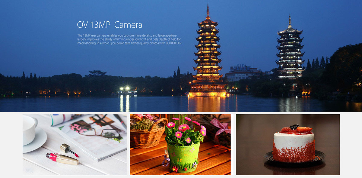 Bluboo X9, Antutu, Test, Testbericht, Angebot, China Smartphone, China Phablet, Kamera Omnivision Sensor