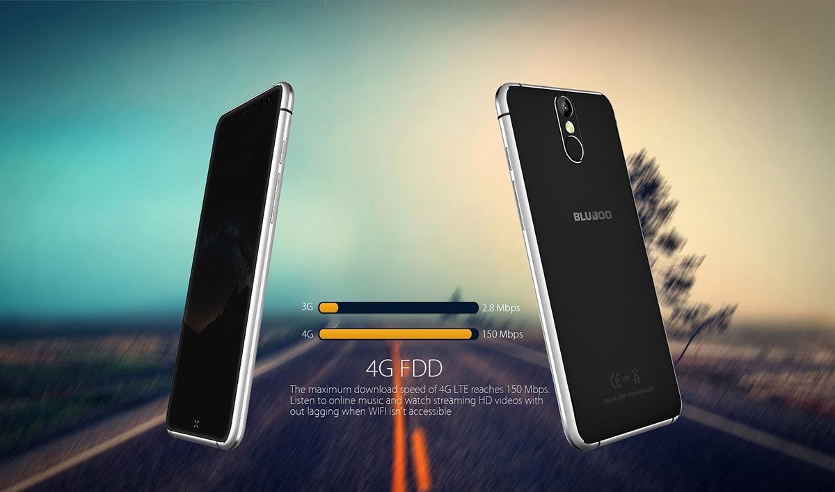 Bluboo X9, Antutu, Test, Testbericht, Angebot, China Smartphone, China Phablet, Sonderangebot, DHL Express, LTE 800, LTE Frequenz, China Smartphones
