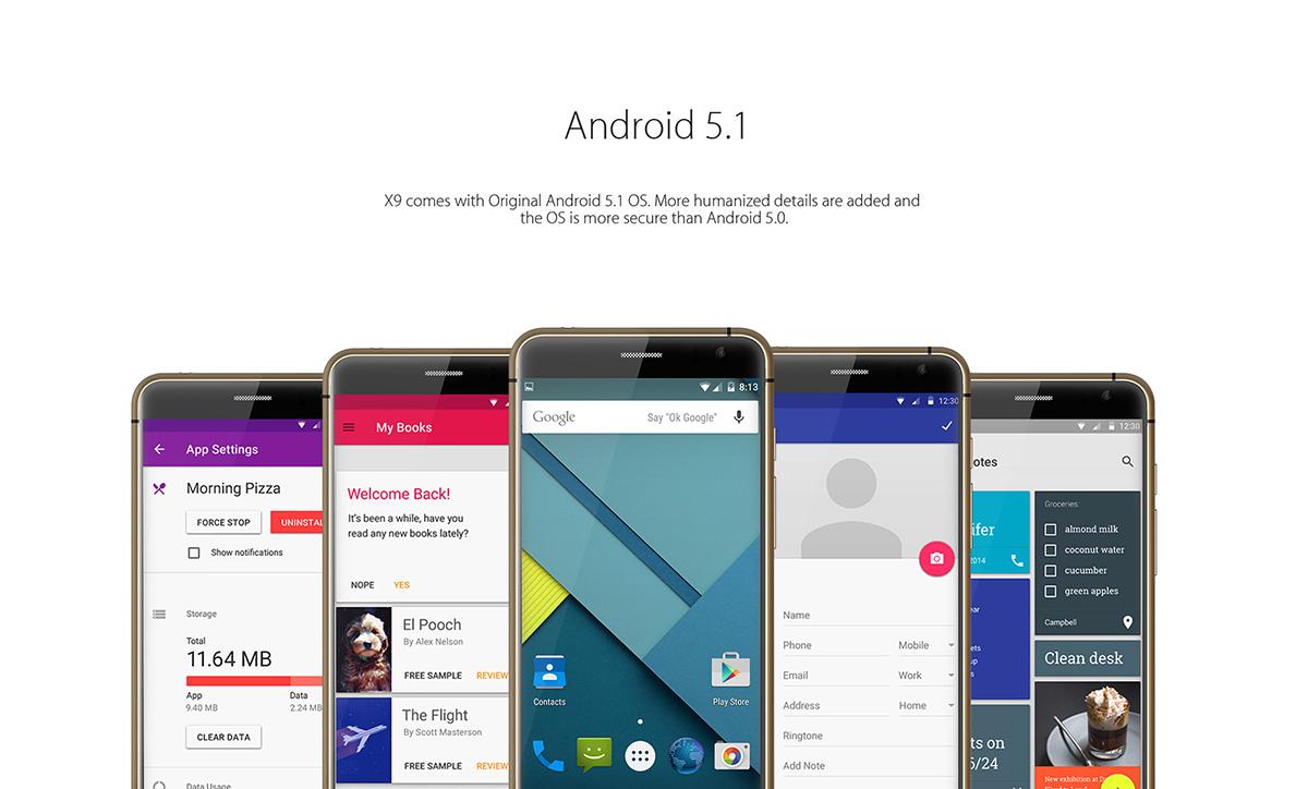 Bluboo X9, Antutu, Test, Testbericht, Benchmarks, Neuheit China Smartphone