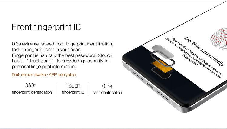 Bluboo XTouch, Helio X20, Smartphone China, Antutu, Fingerprint ID, zollfrei, bester Preis, Vorbestellen, China Zoll PayPal, Antutu Angebot