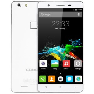 Cubot S550 – 5,5 Zoll HD Smartphone mit Android 5.1, MTK6735 , 2GB RAM + 16GB ROM und starkem 3.000mAh Akku