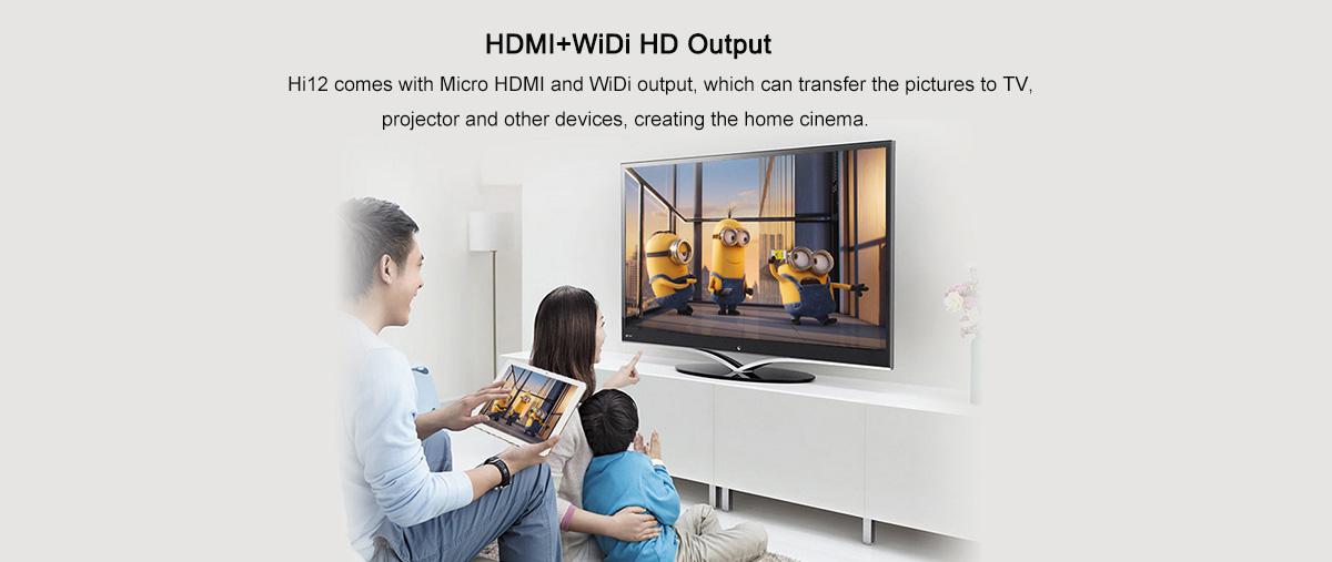 Chuwi Hi12, Widi, TV verbinden Film gucken, Tablet , China chinesischer Tablet, Test