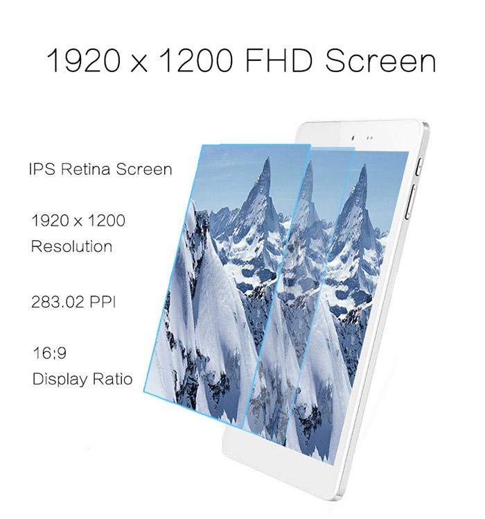 chuwi hi8 ein g nstiger 8 zoll tablet pc mit dual boot test. Black Bedroom Furniture Sets. Home Design Ideas
