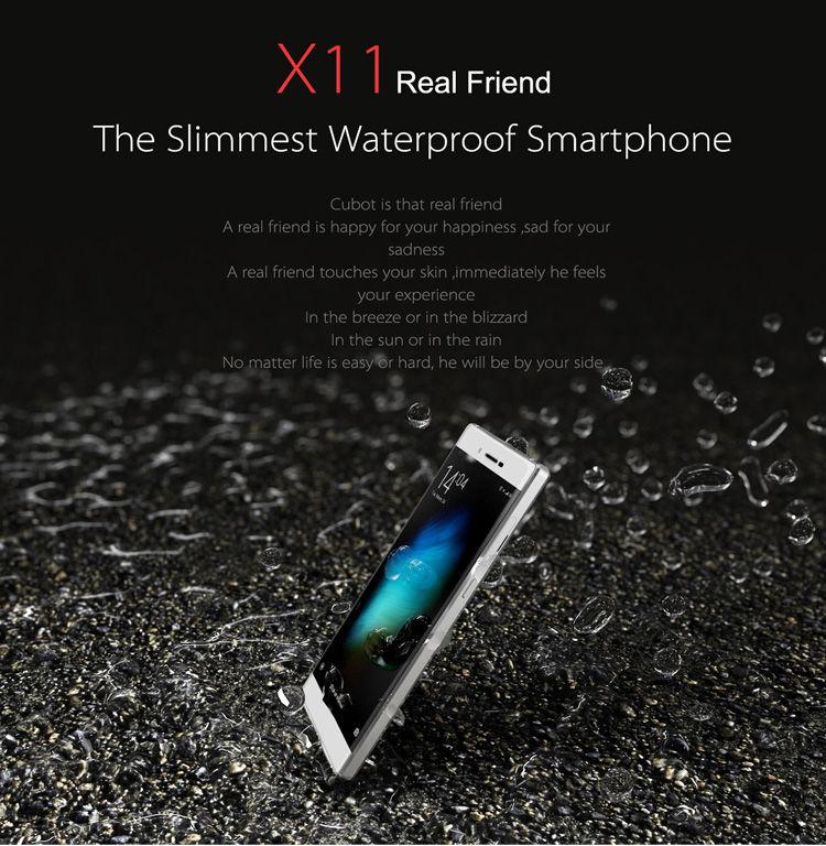 Cubot X11, wasserdicht Smartphone, Test Testbericht, günstige China-Smartphones, Phablet, Cubot