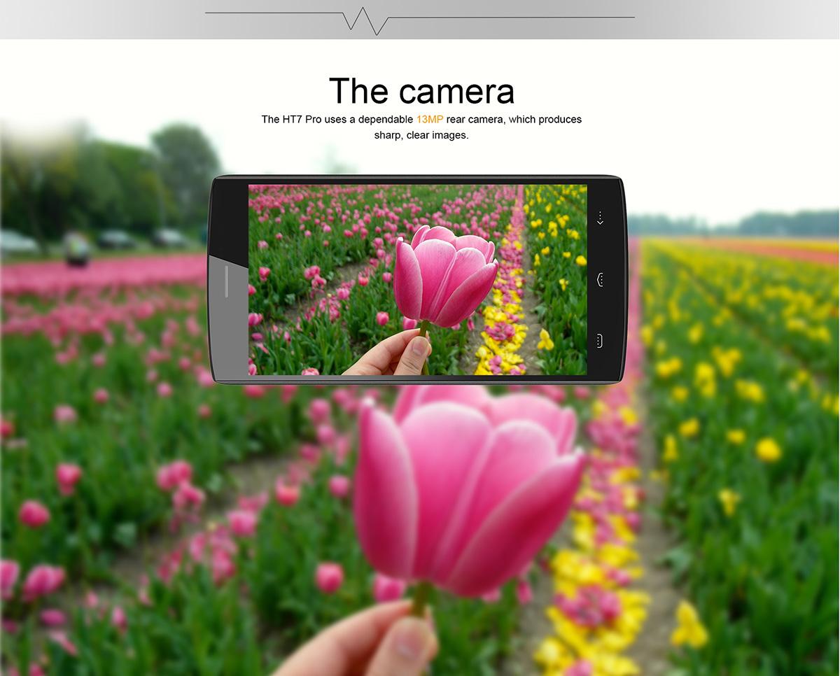 DOOGEE HOMTOM HT7 Pro, Kamera Test, China Handy Phablet Smartphone