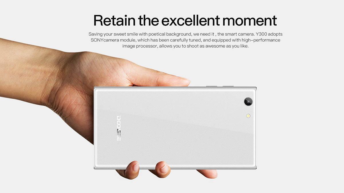 DOOGEE Y300, Antutu , Design Handy, Edel Smartphone Design, dünn leicht Phablet