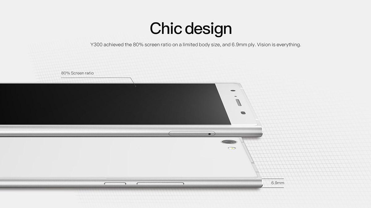 DOOGEE Y300, Antutu , günstig Smartphone, China Preissuchmaschine, Schnäppchen Angebot