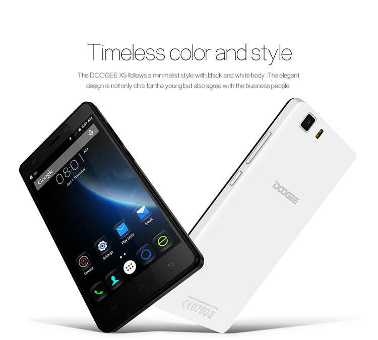 Doogee X5, Smartphones ohne Vertrag, günstig China Smartphone, Test, Testbericht, Angebot, Antutu Doogee, PayPal, zollfrei, Sonderangebot