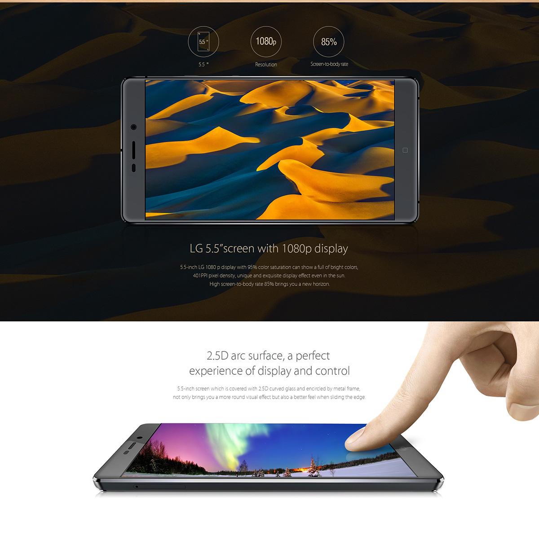 Elephone M3, bester Preis, Angebot, Antutu Test, Handy ohne Vertrag, günstig Smartphone