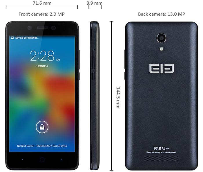 Elephone P6000 Pro, Test, Testbericht, Antutu Benchmark, Sonderangebot, China Smartphone günstig, Gearbest