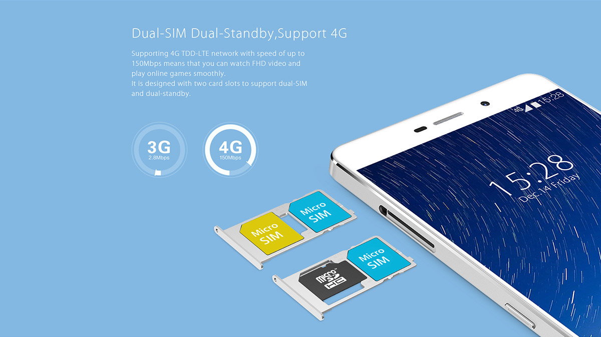 Elephone P9000 Lite , Antutu Benchmark, Gearbest, Angebot, SIM microSD