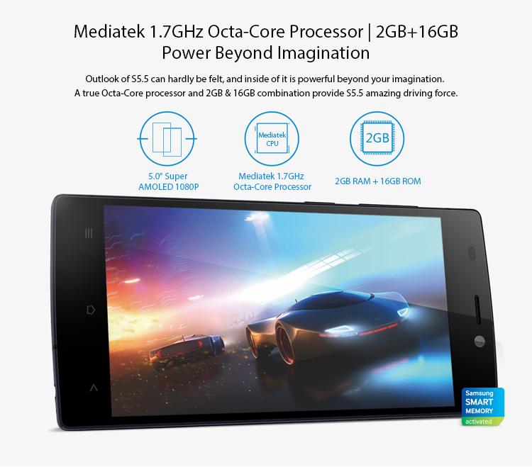 Gionee Elife S5.5, bester Preis Smartphones China, Handy ohne Vertrag, Angebot, Smartphones China Test, Antutu, Benchmark Gionee Elife S5.5