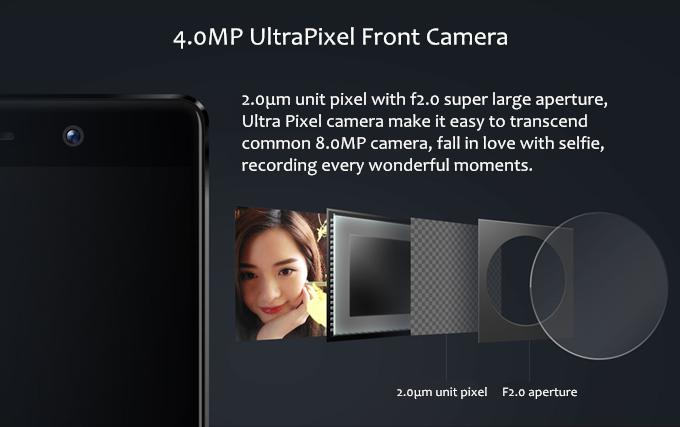 IUNI U3, 2K Display, Angebot, Test Testbericht, Ultra Pixel Sensor, Lieferzeit China Zoll