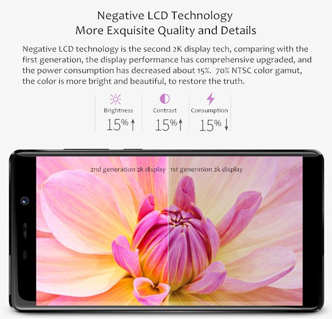 IUNI U3, 2K Display, Angebot, Test Testbericht, Ultra Pixel Sensor, Vergleich Test
