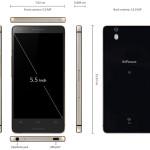 InFocus M810 – superschnell mit Qualcomm Snapdragon 801 2.5GHz