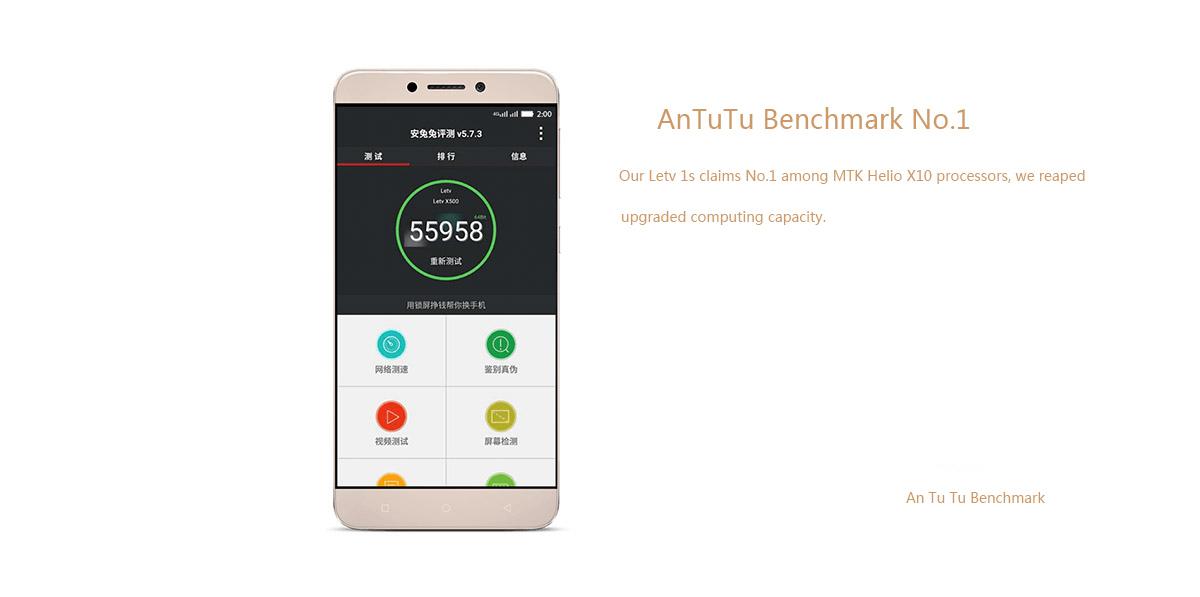 LETV 1S Fingerprint ID, Antutu Benchmark 56000, China Phablet, China Smartphones, günstig Smartphone ohne Vertrag, LETV 1S, Test, Testbericht