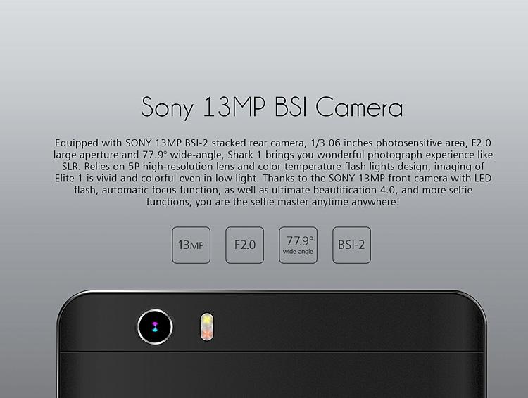 Leagoo Shark 1, Sony Kamera 13, Antutu, Geekbench, Scores, MediaTek, Efox