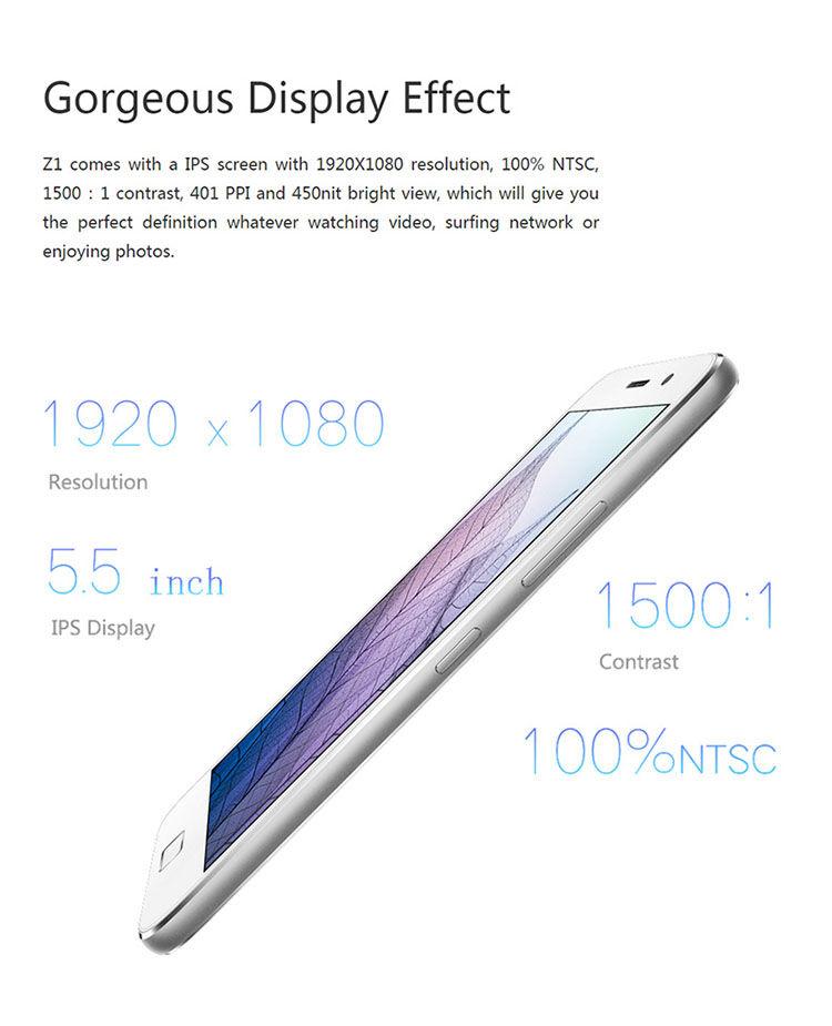 Lenovo ZUK Z1 , Testbericht, China Smartphone, Test China Smartphones Handy, Antutu Benchmark, günstige Smartphones Android, Vorbestellen
