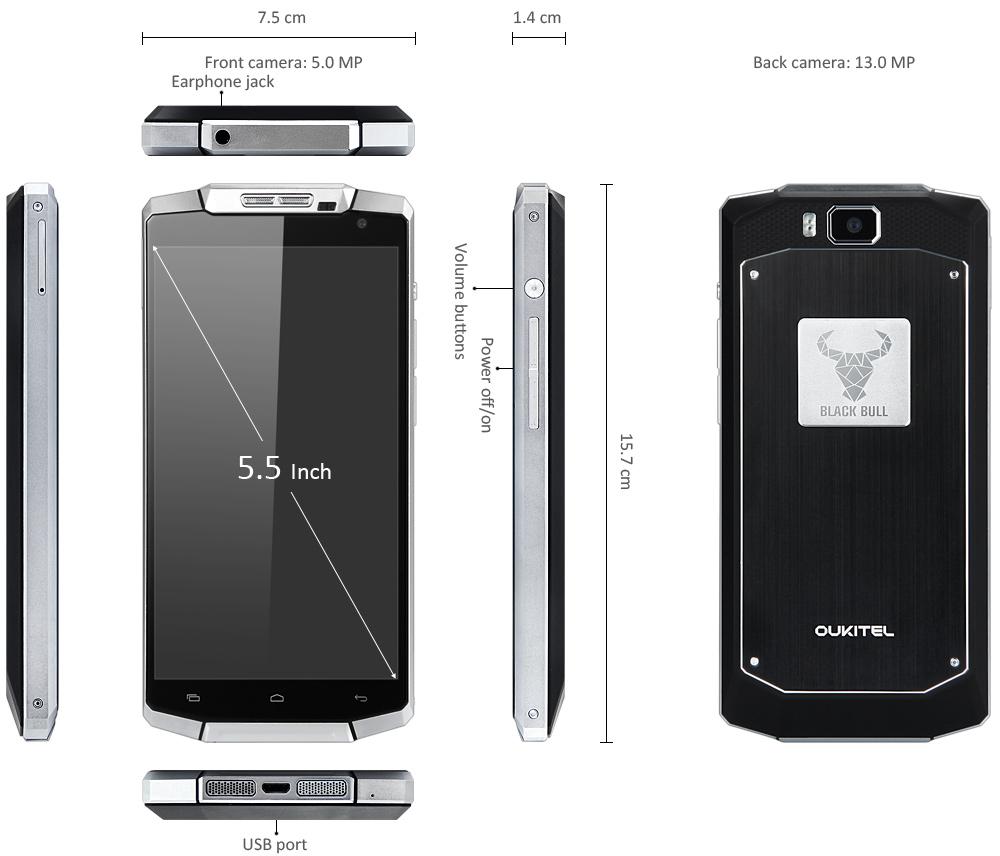 OUKITEL K10000, bester Preis, China Smartphone, Preisvergleich, Test, Testbericht, Akku, China Phablet, neue Smartphones, Angebot, stabil, Outdoor Smartphone