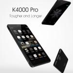 OUKITEL K4000 Pro 5.0 Zoll HD Smartphone mit 4.600mAh Akku, Android 5.1 und eingebautem Hammer ;-)