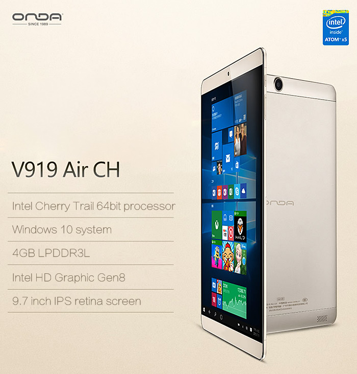 Onda V919 Air CH 9.7, Benchmarks, Angebot, zollfrei PayPal