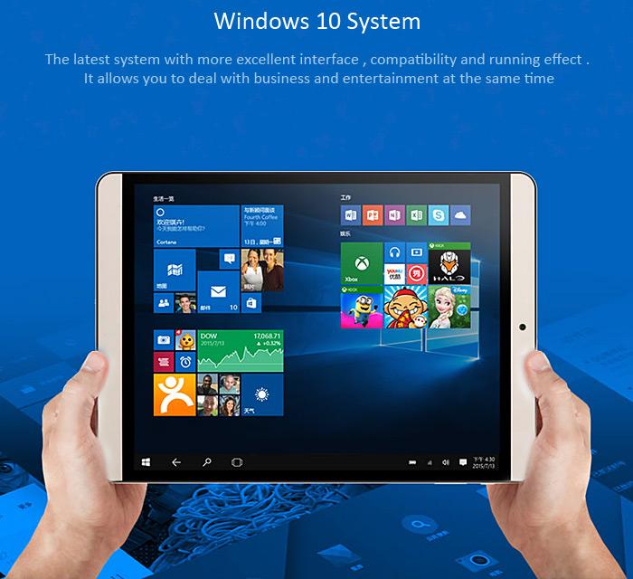 Onda V919 Air CH Windows, Benchmark, OTG HDMI, Retina