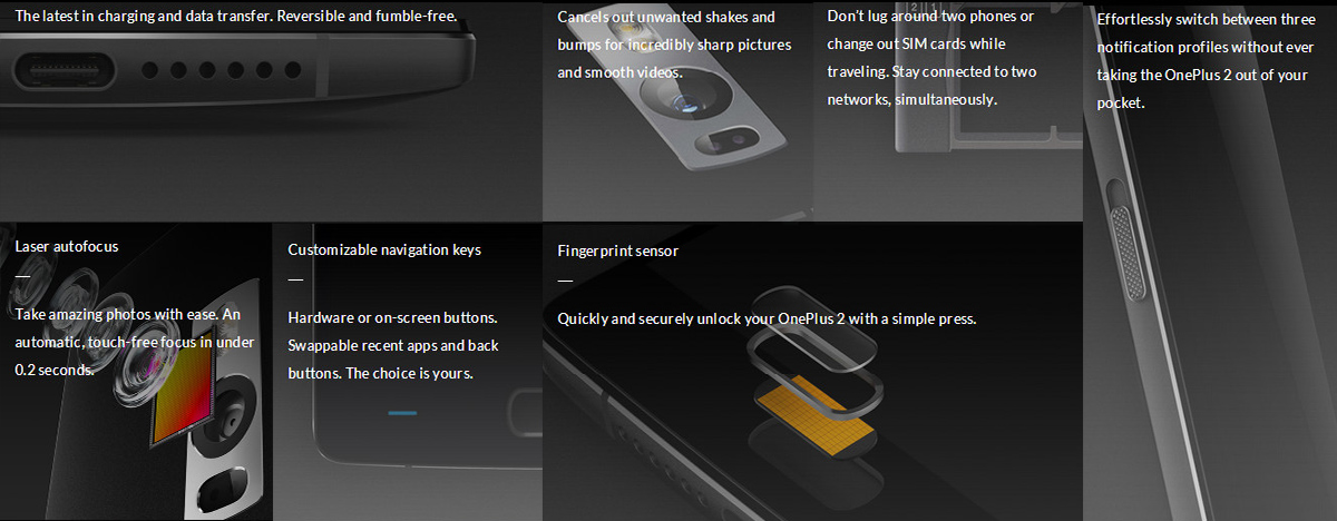 OnePlus 2, 64GB ROM, 4GB RAM, Angebot, China-Smartphones, zollfrei, Test, Antutu, Benchmark Oneplus 2, Gearbest