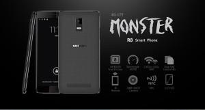 Siswoo Monster R8 – ein gutes Smartphone mit Versand aus Deutschland für 190€