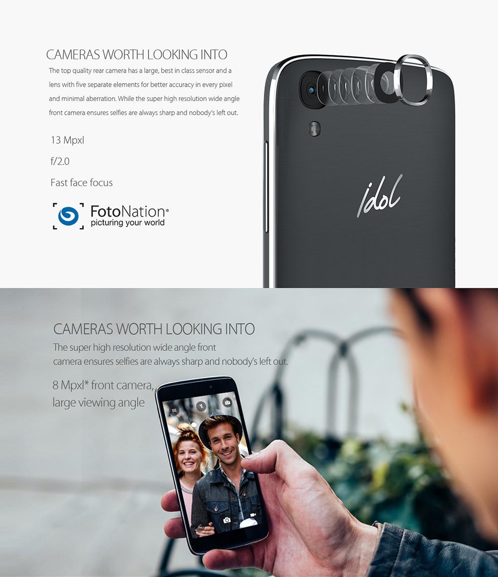 TCL Idol 3, Antutu, baugleich Alkatel, China Smartphones im Test, Angebot, Lautsprecher, Kamera 13MP Sensor, Angebot
