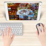 """TECLAST X98 Air III 9,7 Zoll QXGA """"Retina"""" Tablet PC mit Android 5.0, Intel Z3735F Quad-core 1.83GHz, 2GB RAM / 32GB Speicher und 8.000mAh Akku"""