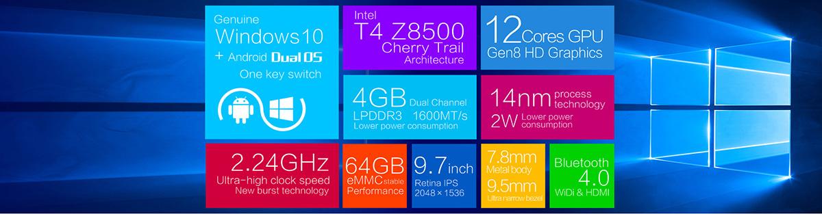 Teclast X98 Pro, Tablet PC Intel X5-Z8500, Test, Testbericht, Antutu Benchmark, China-Smartphones, China Tablet, Test