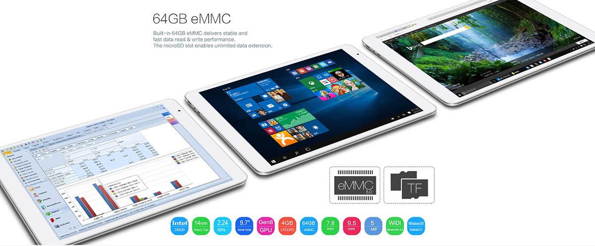 Teclast X98 Pro, Tablet PC Intel X5-Z8500, Test, Testbericht, Antutu Benchmark, Everbuying, bester Preis, Tablet PC, Preisvergleich