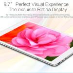 Teclast X98 Pro – 9,7 Zoll Tablet PC, wahnsinnig schnelle CPU, 4GB RAM, 64GB ROM und Dual Boot mit Windows 10 + Android 5.1