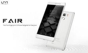 UMI Fair – 5.0 Zoll Smartphone für nur 79,99€ (gratis Lieferung + ca. 16€ Zoll) vorbestellen