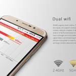 Umi Rome – 5.5 Zoll HD Smartphone, LTE (800), Android 5.1, 16GB Speicher + 3GB RAM