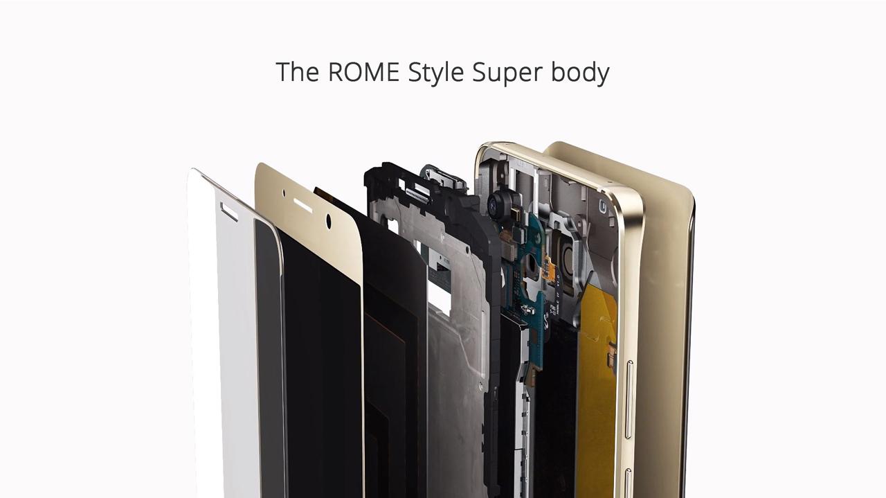 UMI ROME, China SAmartphone, Chinahandy, Handy aus China, bester Preis, Smartphone , preiswert, Verarbeitung Qualität