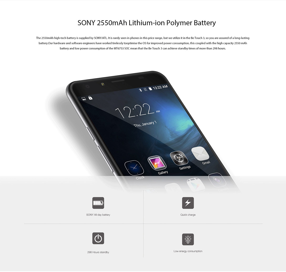 Ulefone Be Touch 3, Test, Testbericht, Antutu, Angebot, Handy ohne Vertrag, Akku Sony, Benchmarks