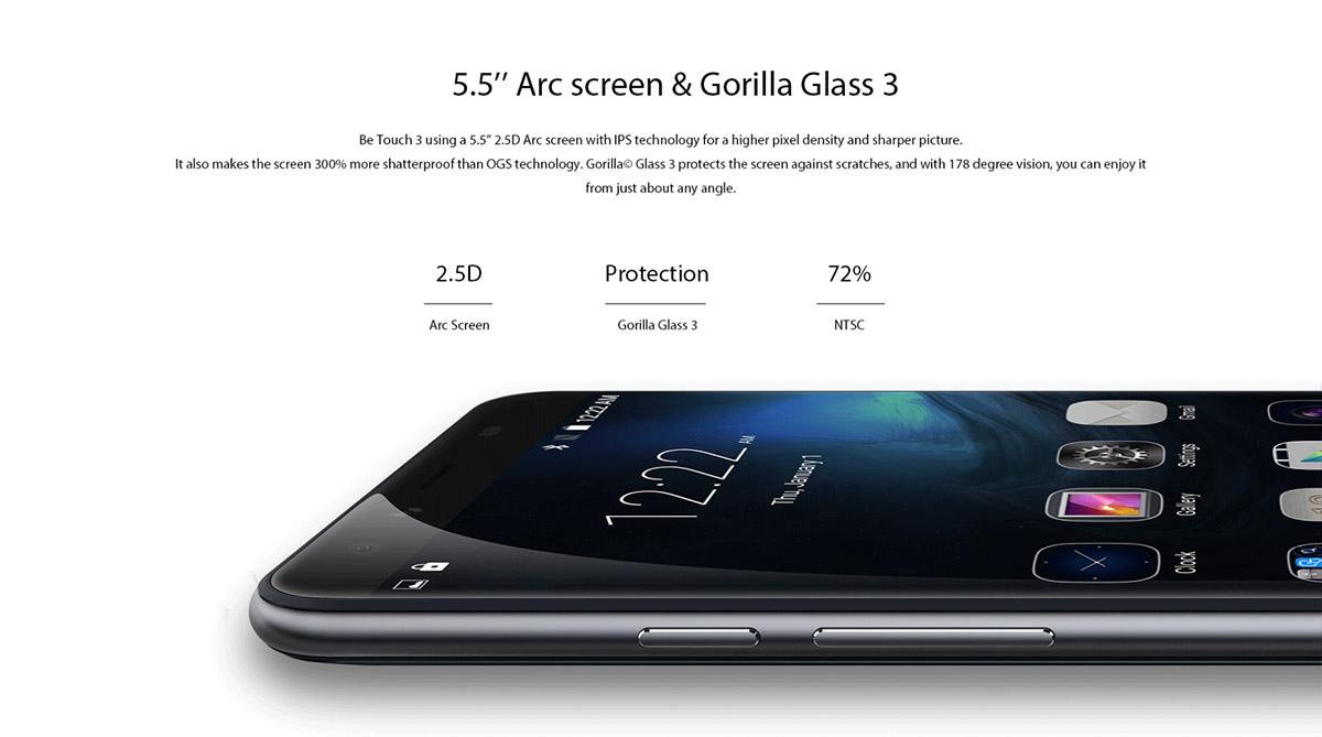 Ulefone Be Touch 3, Test, Testbericht, Antutu, Angebot, Handy ohne Vertrag, Sonderangebot, China-Phablet