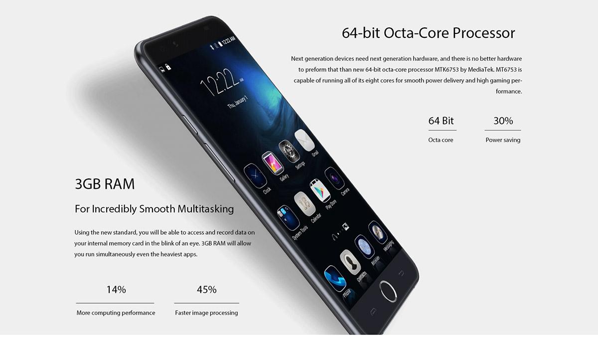 Ulefone Be Touch 3, Test, Testbericht, Antutu, Angebot, Smartphone ohne Vertrag, bester Preis, Preissuchmaschine China, China Smartphones, günstiges Smartphone, Qualität