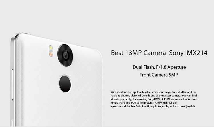Ulefone Power, Gearbest, Testbericht, Test, China Smartphone, Kamera Blende 1.8